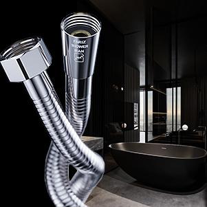 شلنگ حمام استیل (فریز شاور)