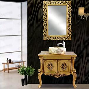 کابینت روشویی سلطنتی (لاکچری)
