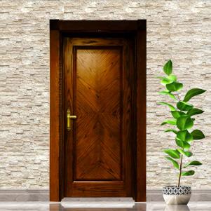 درب اپارتمانی چوبی (انا سیف)