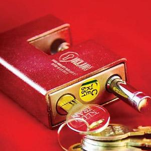 قفل کتابی (کلون)