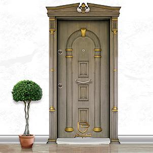 درب ضد سرقت برجسته (کیپ در)