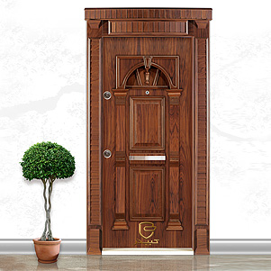 درب ضد سرقت لوکس (کیپ در)