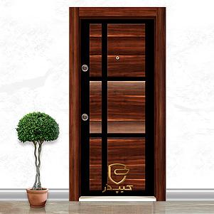 درب ضد سرقت هایگلاس (کیپ در)