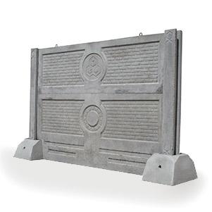 دیوار پیش ساخته بتنی (سالم کار)