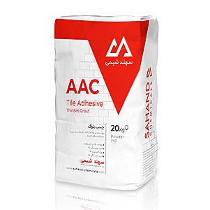 چسب بلوک AAC (سهند شیمی)
