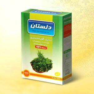 سبزی قورمه خشک (دلستان)