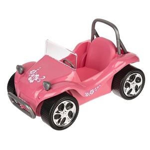 ماشین عروسکی باربی I1 (زرین تویز)