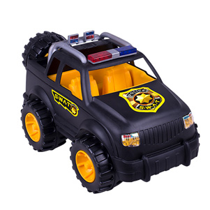 ماشین پلیس اسباب بازی (زرین تویز)