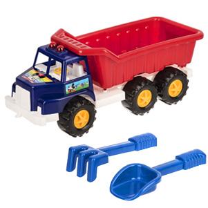 کامیون ماک اسباب بازی (زرین تویز)