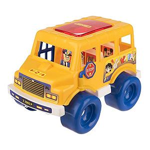 اتوبوس مدرسه اسباب بازی (زرین تویز)