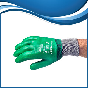 دستکش ایمنی مکانیکی (پوشا)