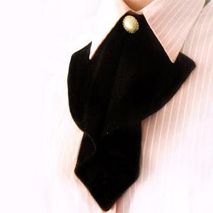 کراوات زنانه (پاترون)