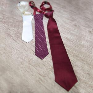 کراوات بچه گانه (پاترون)