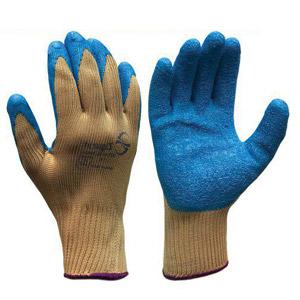 دستکش لاتکس صنعتی (زیگورات)