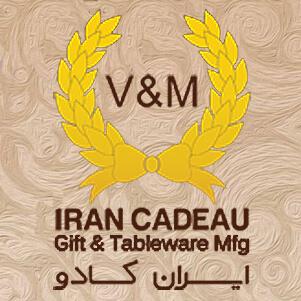 ایران کادو (ظروف برنجی و نقره ای)