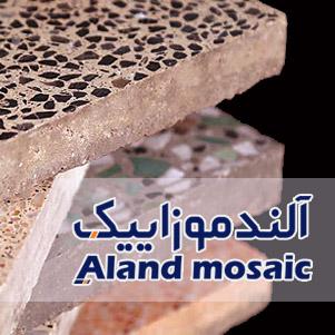 آلند موزاییک (انواع موزاییک)