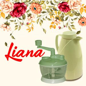 لیانا (لوازم اشپزخانه)