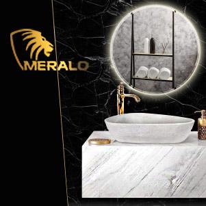 مرالو ( کابین و سنگ روشویی)