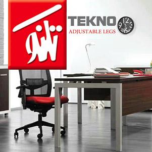 تکنو (پایه و یراق الات میز و ...)