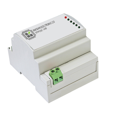 دستگاه کنترل تجهیزات برقی با SMS Tppisc-04-08