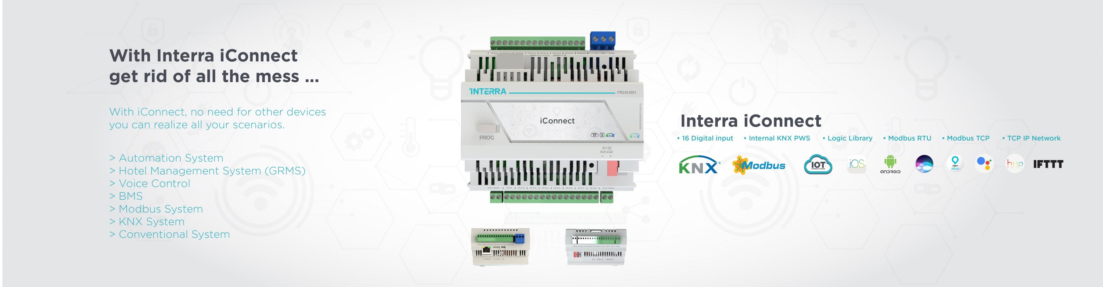 Iconnect Interra