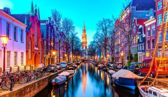 سفر به آمستردام