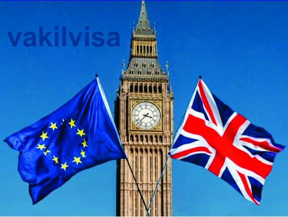 الزامی شدن پاسپورت برای سفر شهروندان اتحادیه اروپا به انگلیس