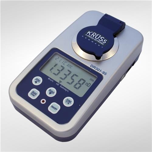 رفرکتومتردیجیتالKRUSS رفرکتومتر پرتابل مدلDR301-95