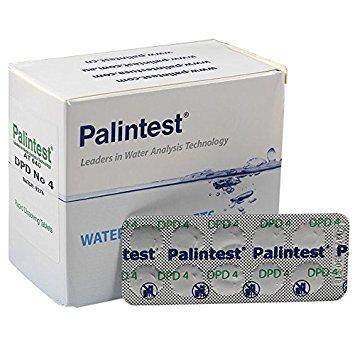 DPD4 PALINTEST قیمت قرص دی پی دی 4