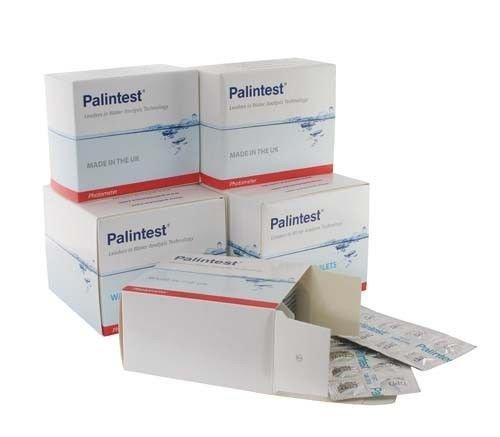 قرص دی پی دی تری پالین تست* DPD3 PALINTEST