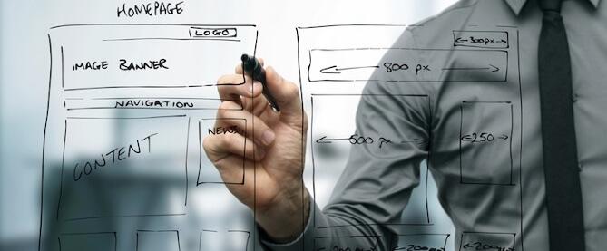 طراحی سایت های تجارت آنلاین برای شیوه های گوناگون خرید