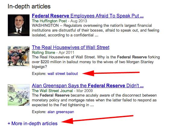 جستجو عمقی در نتایج گوگل برای مقالات