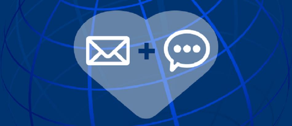 نحوه استفاده همزمان و کارآمد از ایمیل و SMS