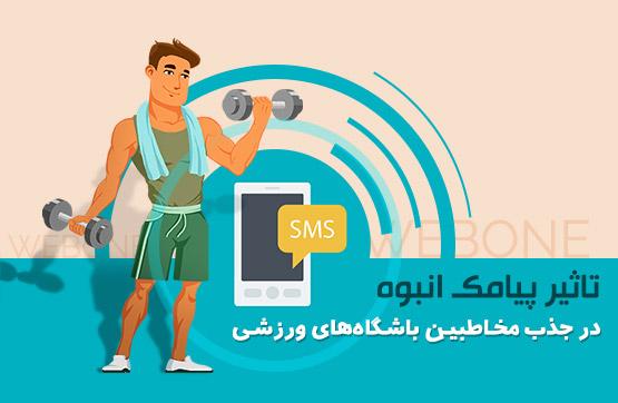 بکارگیری پیامک انبوه برای جذب مخاطبین باشگاه های ورزشی