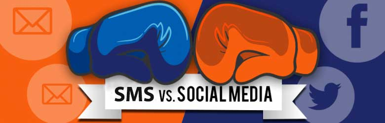 تبلیغات در شبکه های اجتماعی یا تبلیغات پیامکی