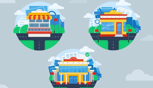 برترین های طراحی سایت فروشگاهی در سال 2018