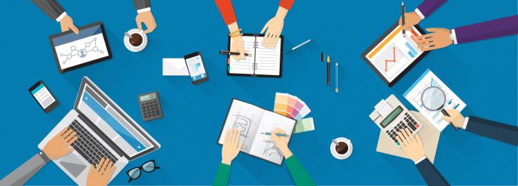 چگونه طراحی سایت شرکتی انجام دهیم