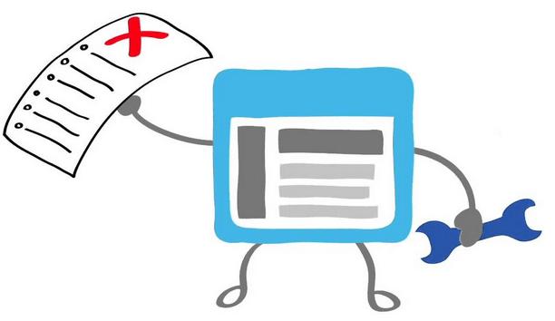 شناسایی منابع مسدود شده به کمک ابزار وب مستر