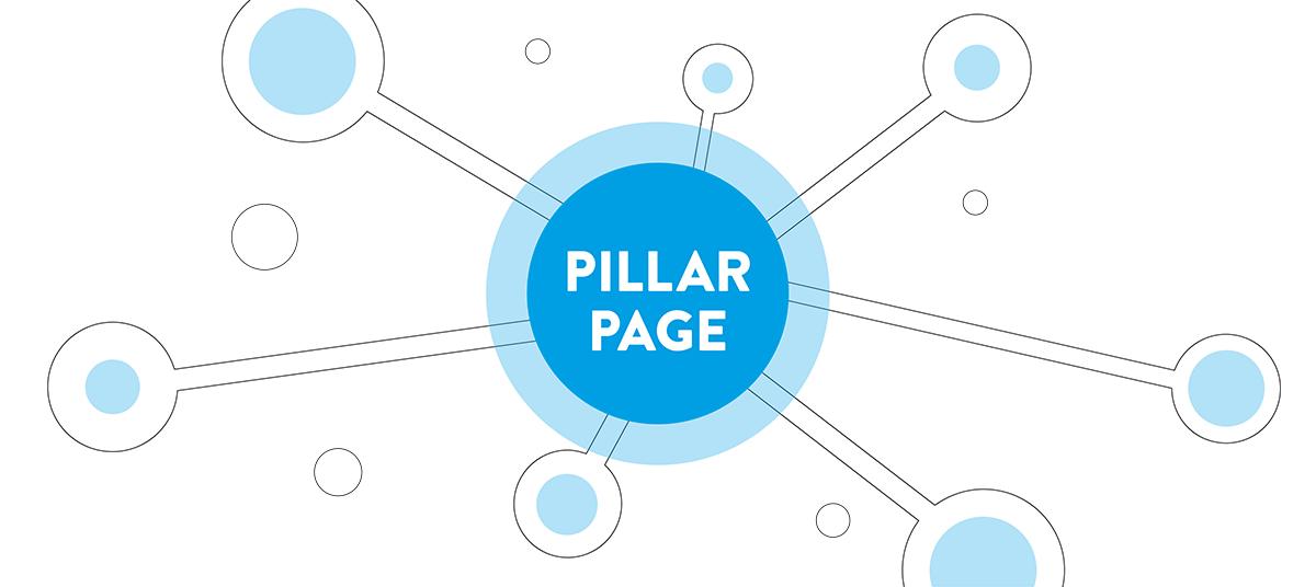محتوای ستونی(pillar page) چیست و چه کاربردی دارد؟