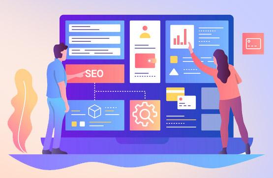 ارتباط میان طراحی سایت و سئو