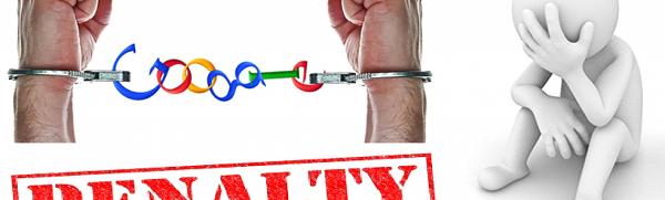 چه دلایلی باعث گوگل پنالتی می شوند و چطور آنها را رفع کنیم؟
