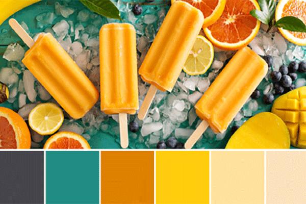 آشنایی با بلوک های رنگی در طراحی سایت