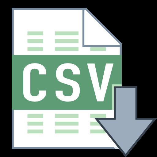 آپدیتی برای دانلود اسکریپت CSV