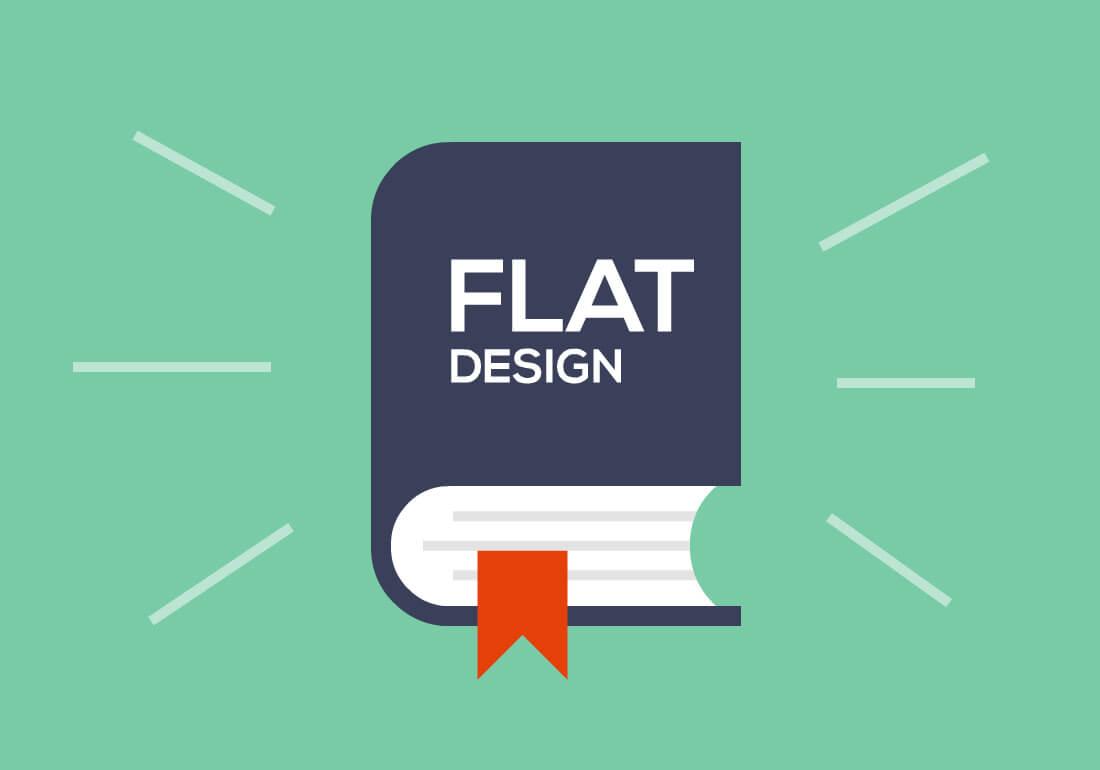 طراحی تخت (مسطح) چیست و چگونه وارد دنیای طراحی سایت شد؟