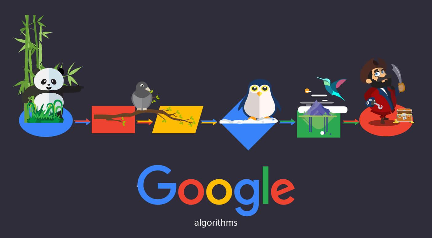 اقدامات لازم پس از آپدیت شدن الگوریتم های گوگل