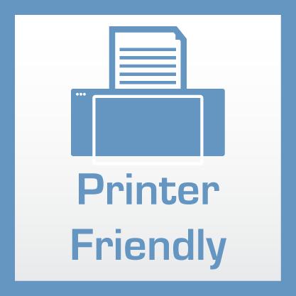 برای صفحه های خود نسخه قابل پرینت فراهم کنید