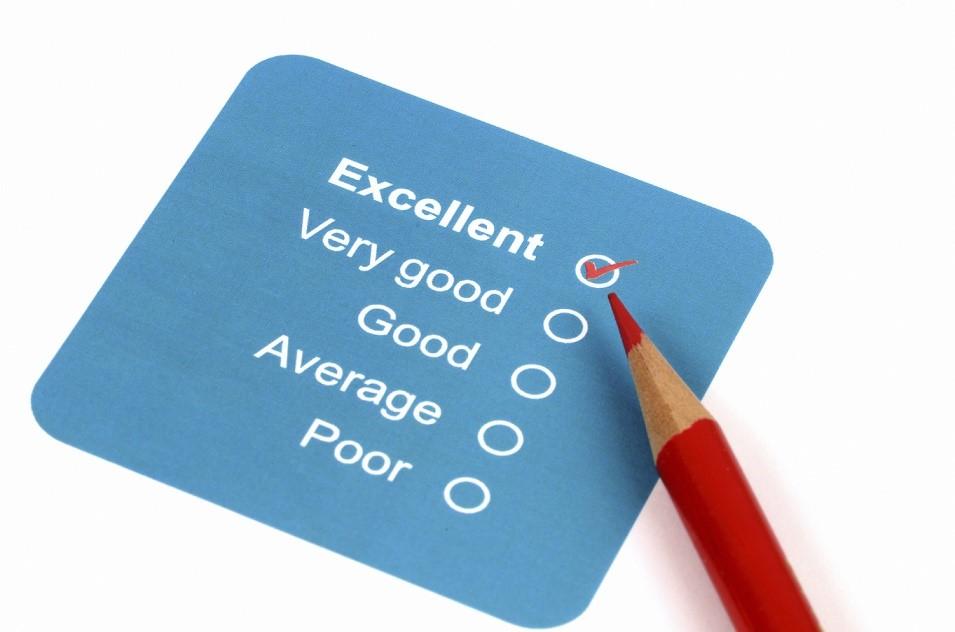 سنجش میزان رضایت از سایت توسط نظرسنجی مشتری گوگل