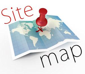 نقشه های سایت