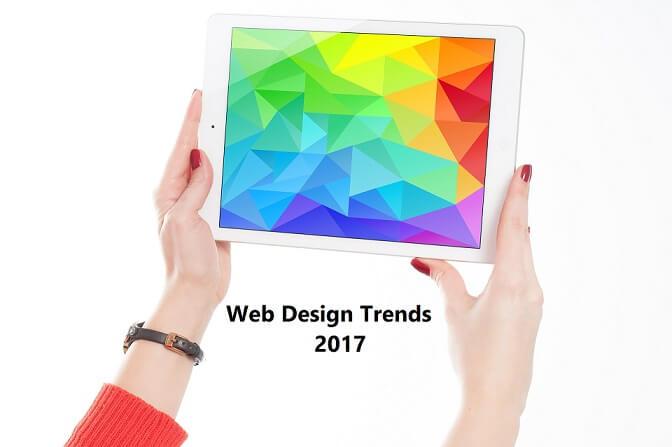 8 ترند جدید طراحی سایت در سال 2017