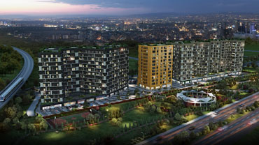 Residential projects Yeni bosna
